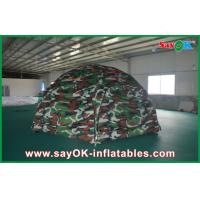 Wholesale Large Oxford Cloth Inflatable Spider Tent Wind Proof For Beach Use from china suppliers