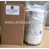 Wholesale Good Quality Oil Filter For CNHTC VG1246070031 from china suppliers
