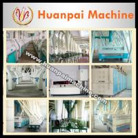Wholesale complete set maize flour milling machine,maize milling from china suppliers