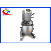 Wholesale Dough Mixer Spiral For Pastry  In Baking Equipment With 20 Liter Capacity from china suppliers