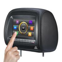Buy cheap 9 inch headrest Car dvd player,car headrest video player from wholesalers