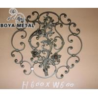 Wholesale Decorative Wrought Iron Fence Ornaments from china suppliers