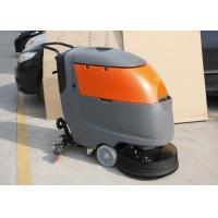 Wholesale Dycon Orange Floor Cleaning Equipment Automatic Floor Scrubber With Batterry from china suppliers