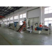 Wholesale Anti - UV Calender Machine Manufacturers , Safety Pvc Sheet Production Line from china suppliers