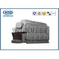 Wholesale High Thermal Efficiency Industrial Biomass Fuel Boiler With Automatic Fuel Feeding from china suppliers
