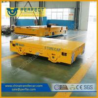 Buy cheap 5T non-powered rail cart for industrial material handling BP-5t from wholesalers