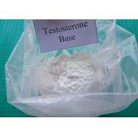 Wholesale Test Base Testosterone Powder cas 58-22-0 for Medicine Muscle Increase from china suppliers