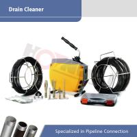 Buy cheap Electric Drain Cleaning Machine for Max 6 Inch / 150 mm Pipes Factroy Direct from wholesalers