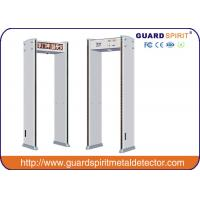 Wholesale high sensitivity walk through metal Detector / archway metal detector with CCTV Camera from china suppliers