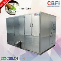 Wholesale High Production Big Capacity Ice Cube Machine With LG Electrical Components from china suppliers