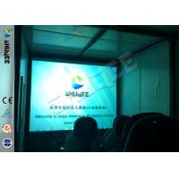Quality Guangzhou Moving Business Methods 5D Movie Theater Supplier On The Truck Various Films With 12 Seats for sale