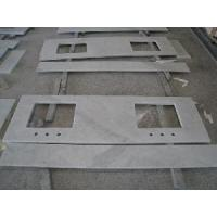 Wholesale Carrara White Marble Vanity Top from china suppliers