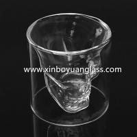 Wholesale Skull crystal wine cup mug from china suppliers