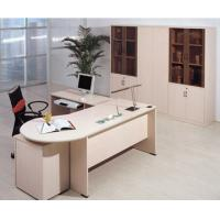 Wholesale classic design office desk,wooden desk,office bureau,melamine furniture from china suppliers