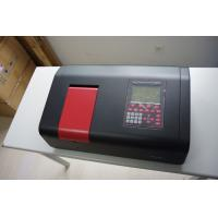 Wholesale Selenium Laboratory Spectrophotometer Sodium / ultraviolet visible spectroscopy from china suppliers