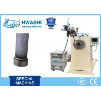 Wholesale Automatic Circular  MIG Steel Pipe Cover Welding Machine with Automatic Rotating Device from china suppliers
