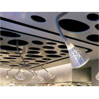 Quality Plastics Aluminium Acrylic Hose Pendant Lamp Commercial Lighting Fixtures for sale