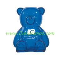 Wholesale Plastic Bear Shape Bank from china suppliers