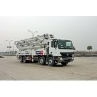 Wholesale 8x4 BENZ Concrete Pump Trucks For Pumping Concrete Equipment 47m from china suppliers