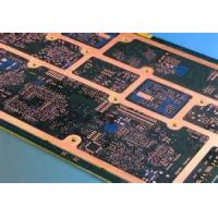 Wholesale Immersion gold High TG Embedded components pcb smt , HDI PCB Board 4-Layer from china suppliers