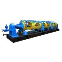 Quality High Speed Cable Stranding Machine 7.5HP Main Motor PLC Control System for sale
