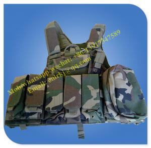 Wholesale multi pocket military tactical vest bulletproof vest safety vest security vest from china suppliers