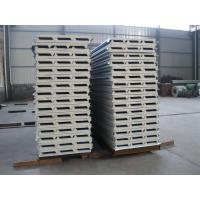 Wholesale Fireproof PU Sandwich Panel Insulation 50mm Thickness for Prefabricated House from china suppliers