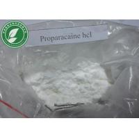 Wholesale Topical Pain Killer Anesthetic Powder Proparacaine Hydrochloride CAS 5875-06-9 from china suppliers