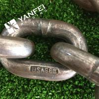 Wholesale Zinc Plated Grade 80 Alloy Steel Load Chain from china suppliers