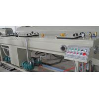 Wholesale Wire cable PVC Pipe Extrusion Line SJSZ Automatic WITH twin screw from china suppliers