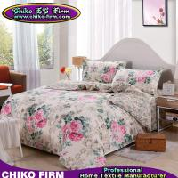 Wholesale China Manufacturer Pure Cotton Flowers Design Duvet Cover Sets from china suppliers