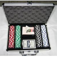 Wholesale 200PCS Poker Chips Set - 1 from china suppliers