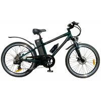 Wholesale Custom Black Adults 250W Electric Mountain Bicycle For Mountain Terrain from china suppliers