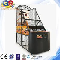 Wholesale Indoor coin operated amusement park basketball game machine, basketball amusement machine from china suppliers
