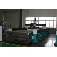 Buy cheap 8000*3000mm 420mpa 220v/380v/415v high pressure cnc water jet cutting machine with CE from wholesalers