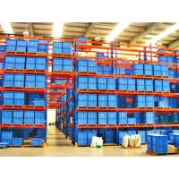 Wholesale Industrial Storage Racking Solutions For Pallets , Heavy Duty Pallet Racking System from china suppliers