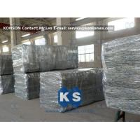Wholesale Heavy Zinc Galvanised Gabion Basket With Straight / Reverse Twisted Galfan Coated Wire from china suppliers