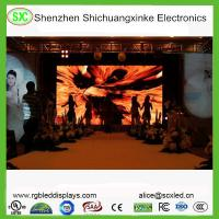 Wholesale 4MM Rental electronic led display board for advertising , 3G WIFI Control LED Screen Board from china suppliers