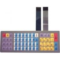 Wholesale Flexible Keyboard Metal Dome Tactile Membrane Switch with SGS / Rohs Certificates from china suppliers
