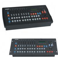 China 16 Channels Disco 408 Dmx Lighting Console, DMX512 Stage Sighting Controller on sale