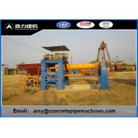 Wholesale Cement Pipe Forming Machine , Concrete Tube Making Machine With ISO Approved from china suppliers