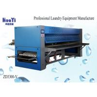 Wholesale Hospital Fabric Automatic Laundry Folding Machine 3300mm Folding Width from china suppliers