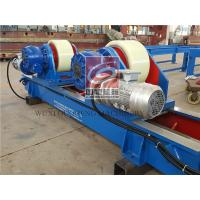 Wholesale Lead Screw Adjustable Welding Rotator for Wind Tower Production Line from china suppliers