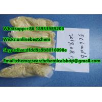 Wholesale buy research chemical 5cl cannabinoid strong effect 5cl-adb-a 5CL-ADB-A with preferential price yellow powder from china suppliers