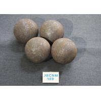 Wholesale B3 D100MM Grinding Balls For Ball Mill  High Hardness 61-62HRC for Cement Mill / Copper Mines from china suppliers