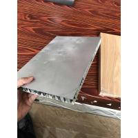 Wholesale PVDF Coating Structural Aluminum Honeycomb Sheet Panel Exterior / Interior Decoration from china suppliers