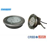 Wholesale IP68 54w Dmx RGB Led Pool Lights For Pond / Fountain / Swimming Pool from china suppliers