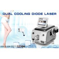 Wholesale Multi Cooling 808nm Diode Laser Hair Removal Machine For Unwanted Hair Removal from china suppliers