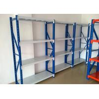 Wholesale Multi Level Industrial Pallet Racking , Slotted Angle Commercial Racking And Shelving from china suppliers