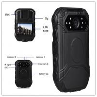 Buy cheap Ambarella A7 2 Inches GPS WIFI Police Body Camera dvr Body Worn Video Camera from wholesalers